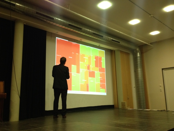 Andreas Wiener, TDWI Roundtable Nürnberg