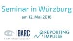 Seminar BARC & REPORTINGIMPULSE