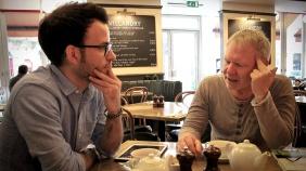 Meetup Steve & Kai London (1)